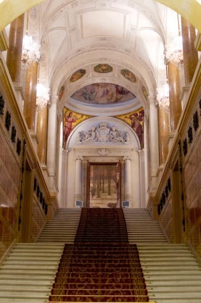 escalier honeur