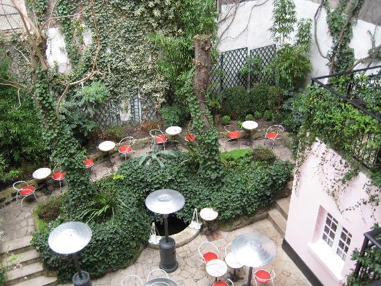 Hotel Amour Restaurant Avis