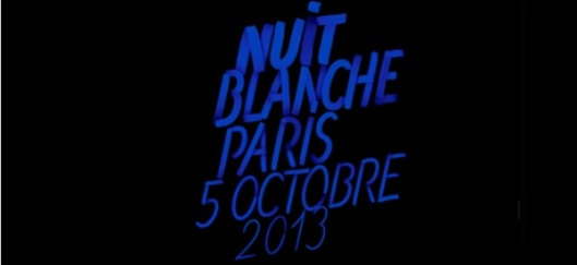 Nuit Blanche 2013 2