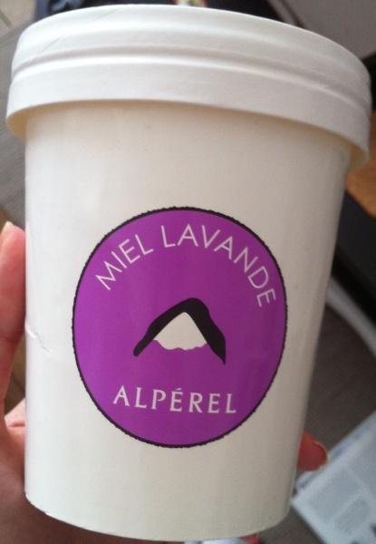 sorvete alpenel