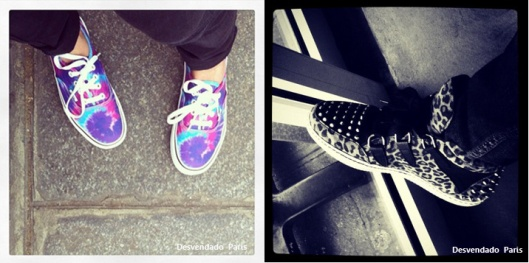 montage mes baskets
